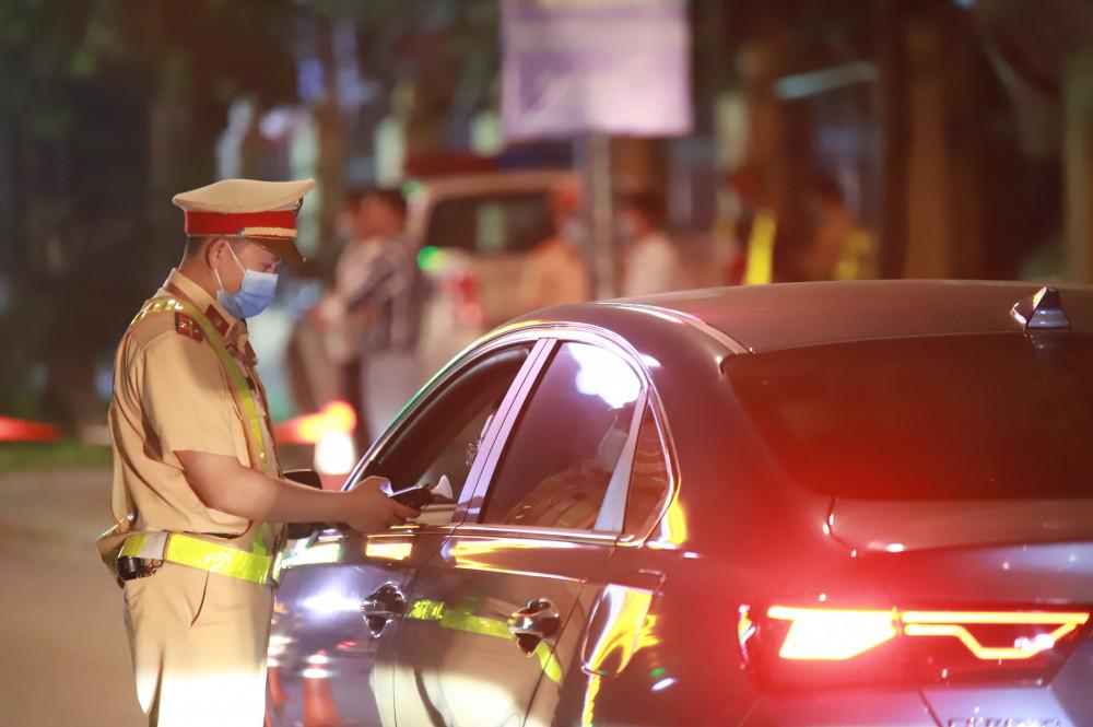 """Xử phạt gần 30.000 tài xế """"say xỉn"""", nhiều nhất tại TPHCM"""