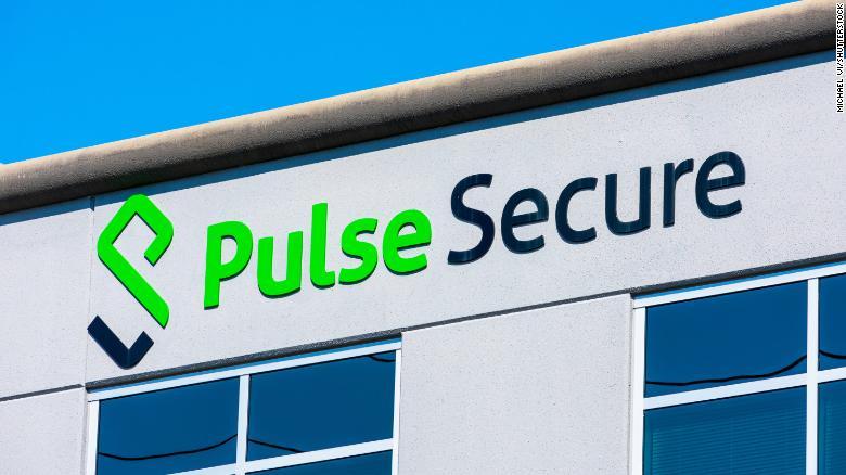 Tin tặc Trung Quốc bị tình nghi thông qua mạng riêng ảo Pulse Secure (Pulse Secure VPN) để xâm nhập hàng chục cơ quan và công ty ở Mỹ và châu Âu - Ảnh: CNN
