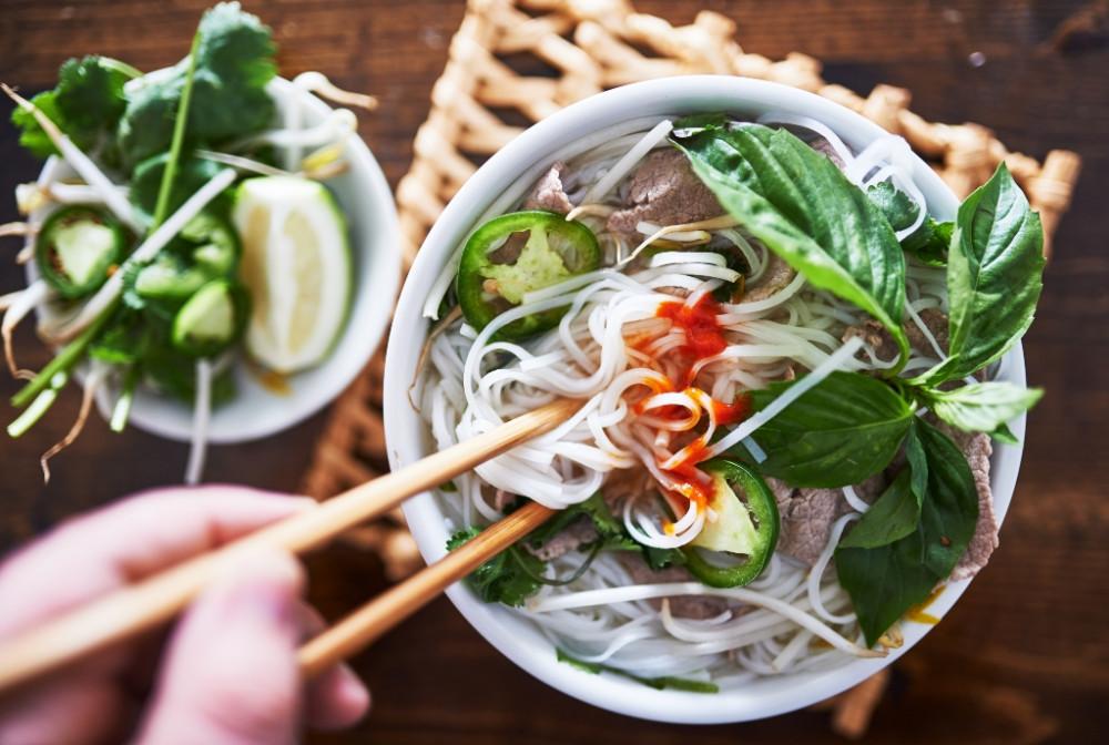 Phở của Việt Nam - Ảnh: Joshua Resnick/Shutterstock