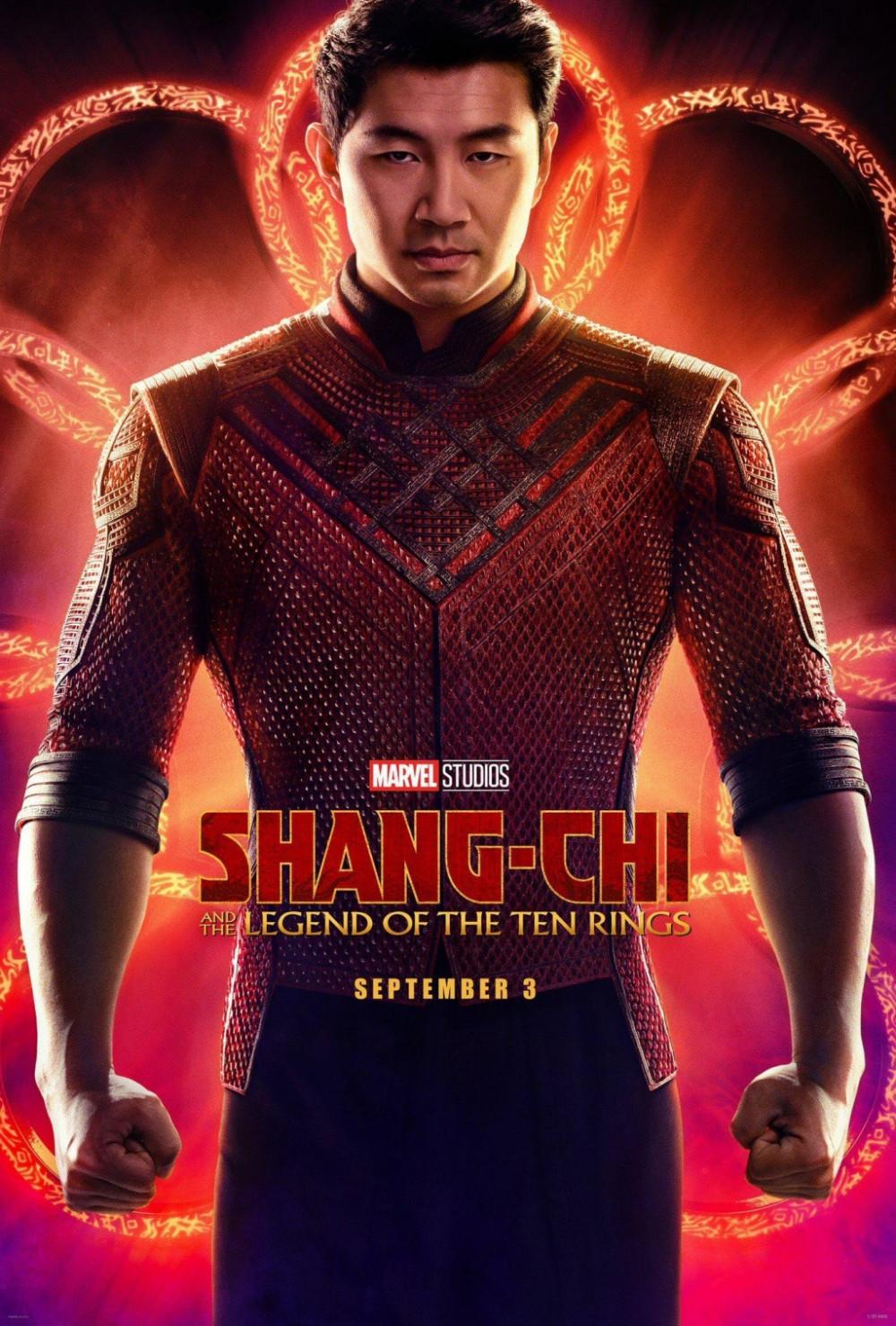 Lưu Tư Mộ trong tạo hình siêu anh hùng đầu tiên của châu Á Shang-Chi