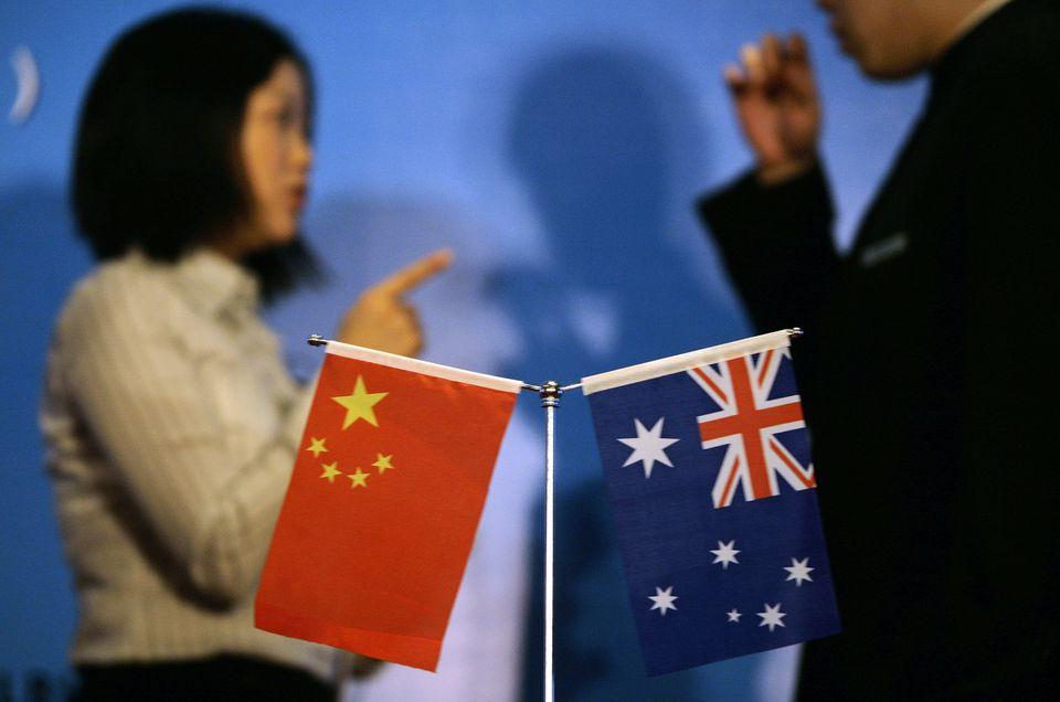 Quan hệ song phương Úc-Trung Quốc vốn đã căng thẳng đứng trước nguy cơ trở nên tồi tệ hơn sau quyết định đơn phương của Canberra - Ảnh: Reuters
