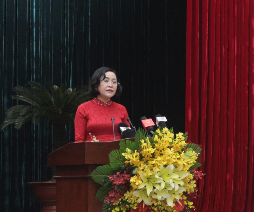 Bà Nguyễn Thị Thanh đề nghị HĐND TPHCM xây dựng đề án nâng cao chất lượng.