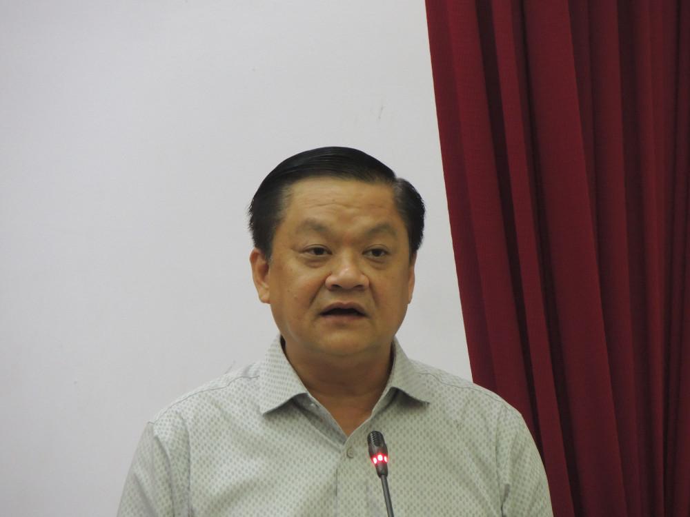Phó chủ tịch UBND TP Cần Thơ Dương Tấn Hiển cho biết có xảy ra vấn đề mất đoàn kết nội bộ tại