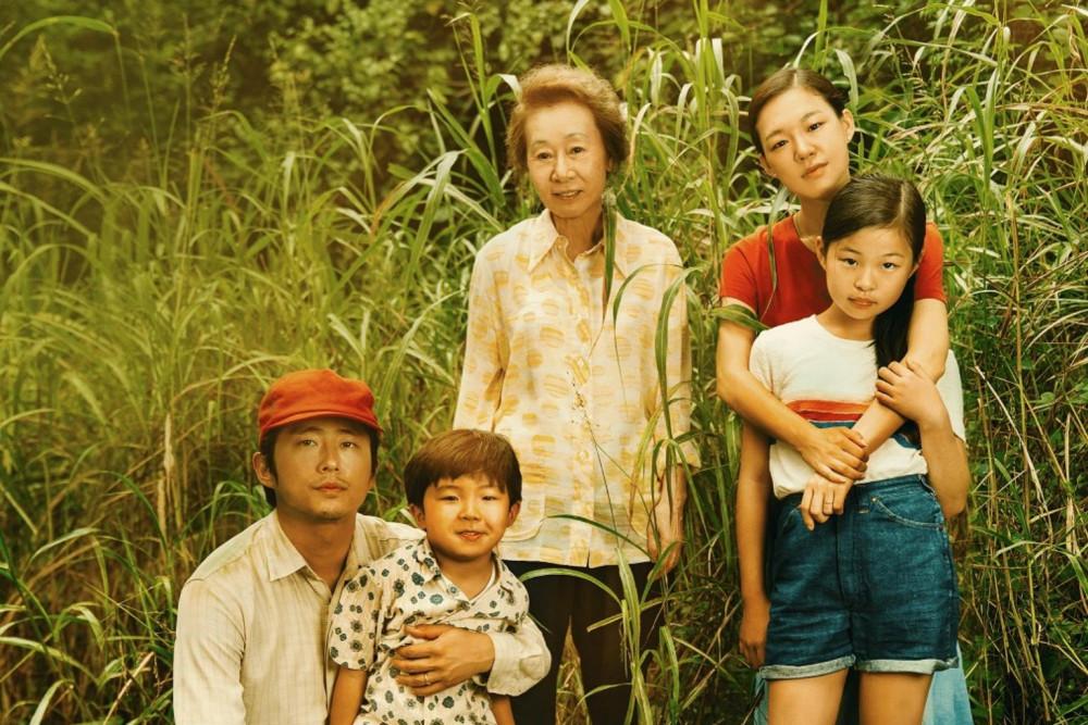 Dàn diễn viên tham gia phim Minari.