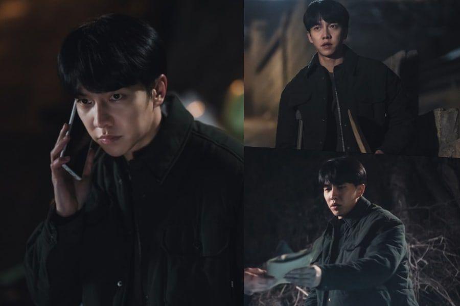Lee Seung Gi ghi dấu ấn đậm nét trong phim Kẻ săn người.