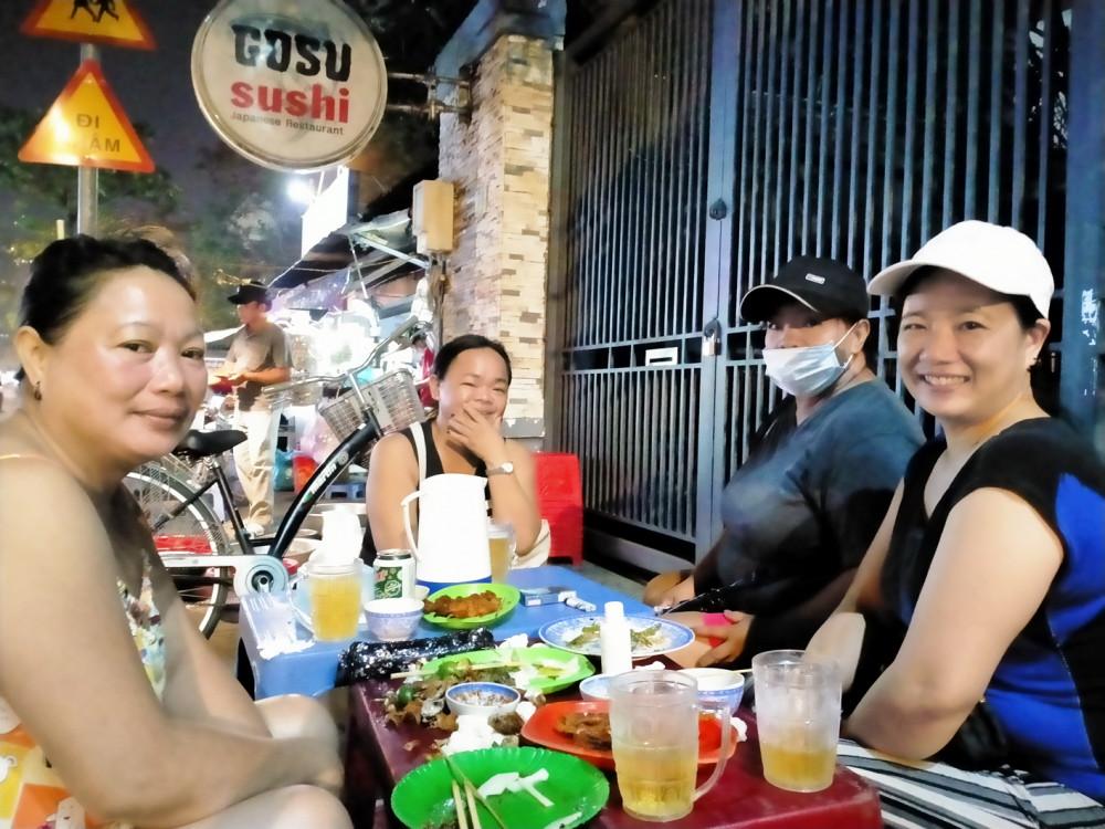 Những người giúp việc Philippines ở TP.Thủ Đức thường gặp nhau vào dịp cuối tuần