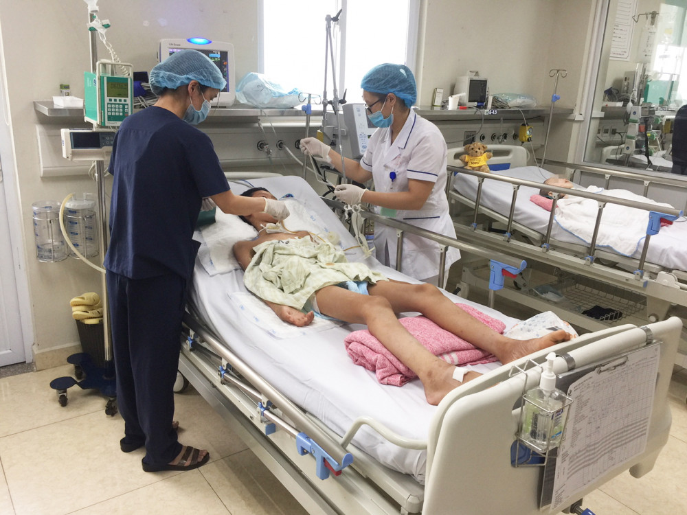Việt Nam đã ghi nhận ca tử vong đầu tiên do viêm não virus trong năm 2021 (ảnh minh họa)