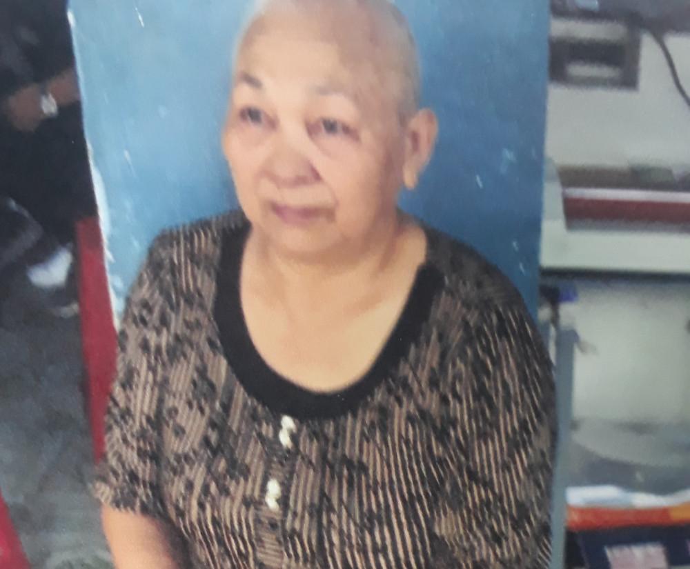 Bà Lê Thị Lan thuộc hộ gia đình chính sách đặc biệt khó khăn