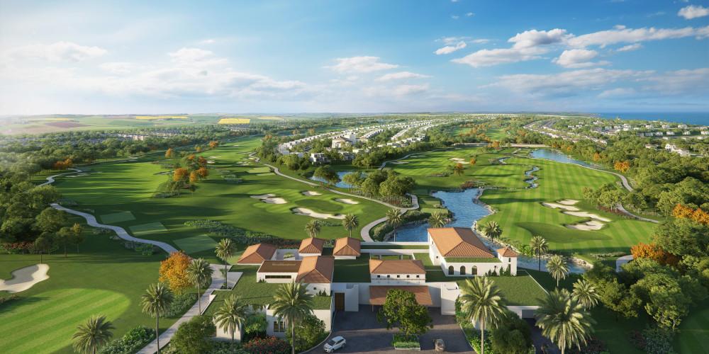 Nova Golf Clubs xây dựng và nâng tầm cơ sở vật chất của sân golf đạt chuẩn quốc tế tại các điểm đến du lịch mà Novaland phát triển. Ảnh: Sân Golf tại NovaWorld Phan Thiet