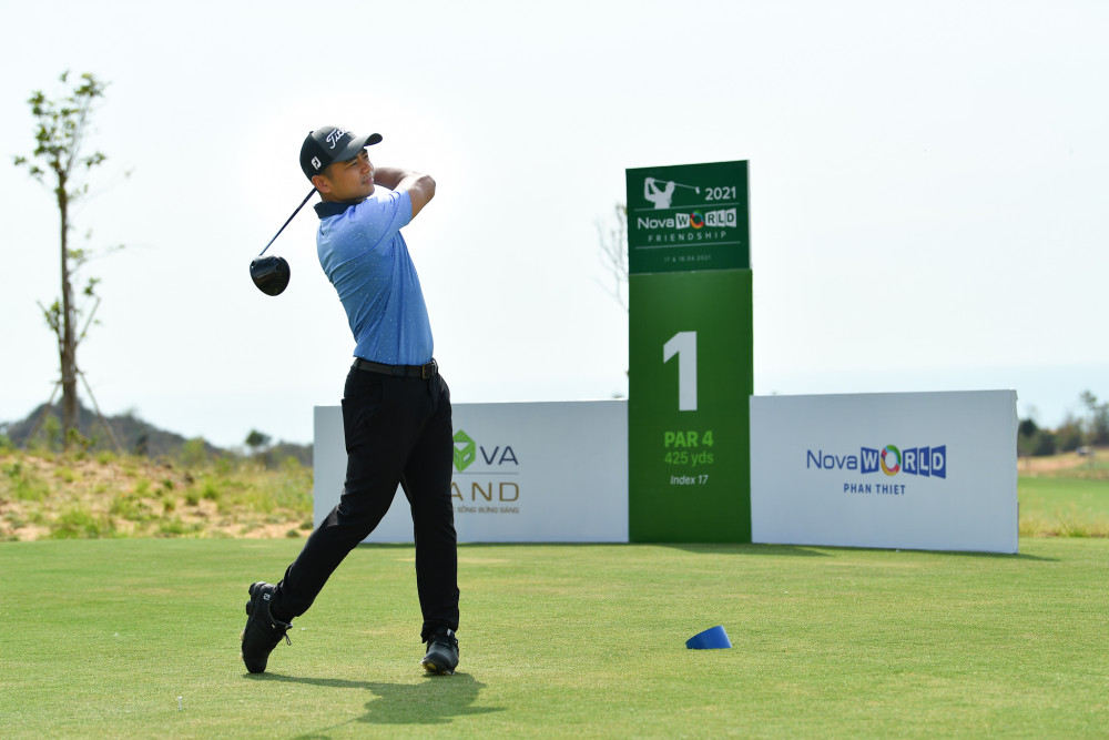 Nova Golf Clubs đã và đang phát triển chuỗi tiện ích sân golf tiêu chuẩn quốc tế, từ đó quảng bá những điểm đến hấp dẫn của NovaGroup. Ảnh: Sân Golf NovaWorld Phan Thiet)