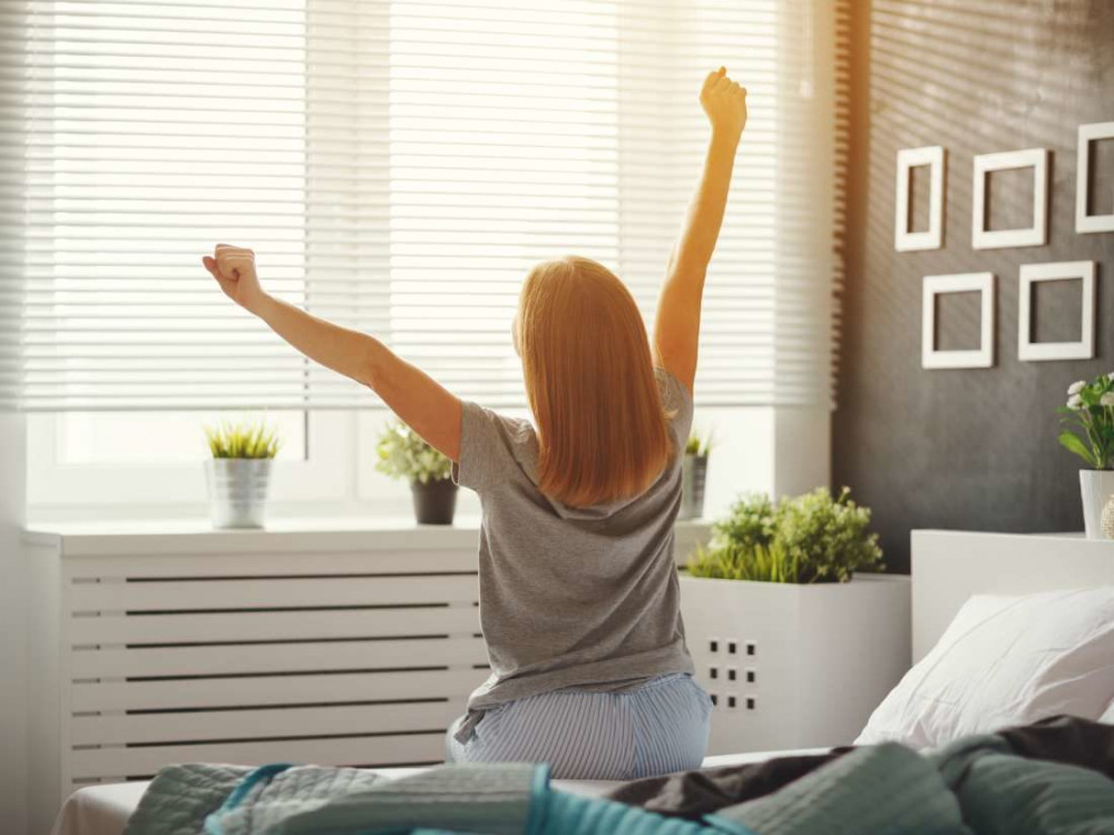 Việc thức dậy sớm là rất tốt cho sức khỏe của mọi người