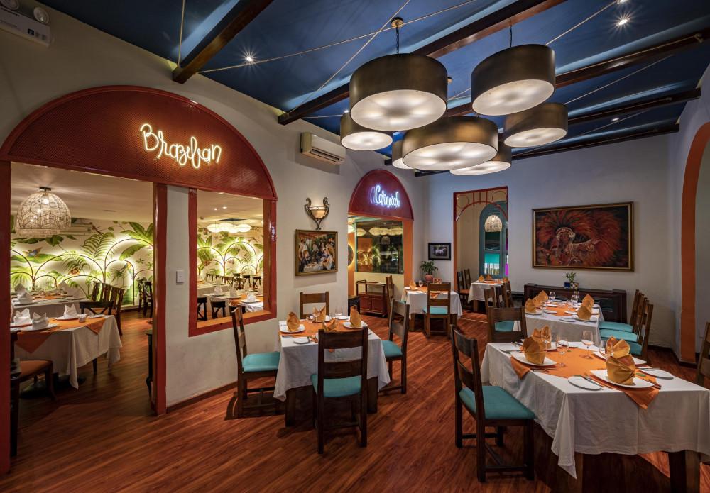 Au Lac do Brazil - nhà hàng mang phong cách ẩm thực Brazil độc đáo tại Việt Nam do Nova FnB sở hữu và khai thác.