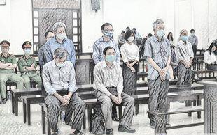 Cựu bộ trưởng Công thương Vũ Huy Hoàng bị đề nghị 10-11 năm tù