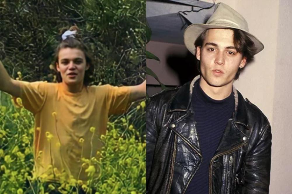 Hình ảnh mới nhất của Jack được so với Johnny Depp thời trẻ.
