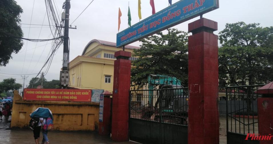Tiểu học Đồng Tháp