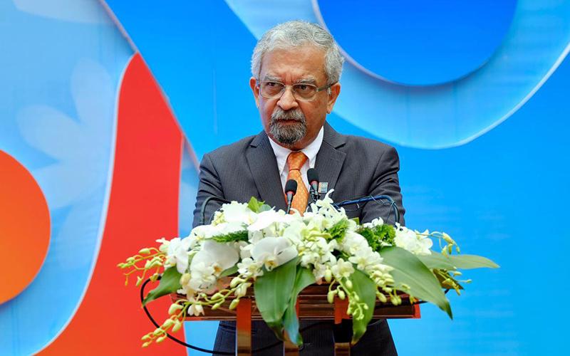 Ông Kamal Malhotra, Điều phối viên thường trú của Liên Hợp Quốc tại Việt Nam - Ảnh: UNDP