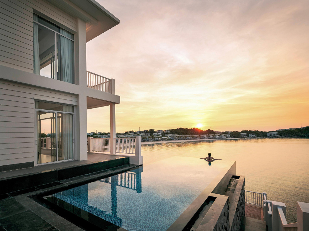 """Khu khách sạn và villa Premier Village Phú Quốc được mệnh danh là """"địa đàng nhân gian"""". Ảnh: Traveloka"""