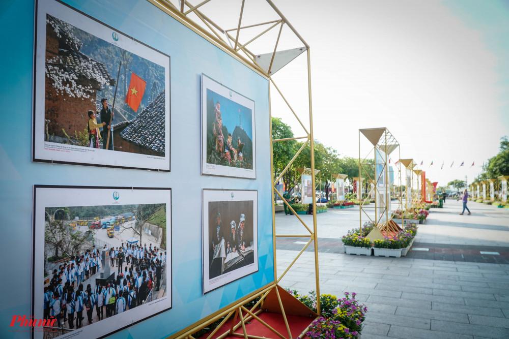 Bộ ảnh được tác giả chụp tại Sừng Là, Hà Giang