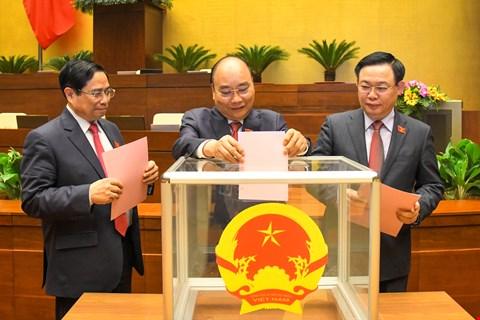 Quốc hội khóa XV dự kiến khai mạc ngày 20/7 và bầu chức danh Chủ tịch nước, Thủ tướng Chính phủ, Chủ tịch Quốc hội