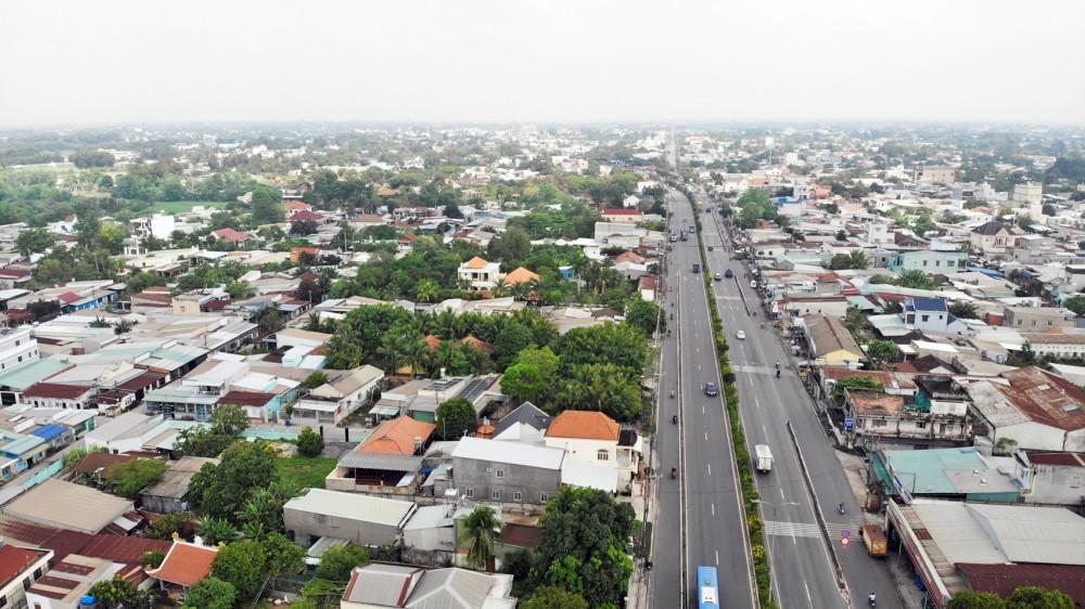 Củ Chi đã phát triển vượt bậc về hạ tầng, giao thông