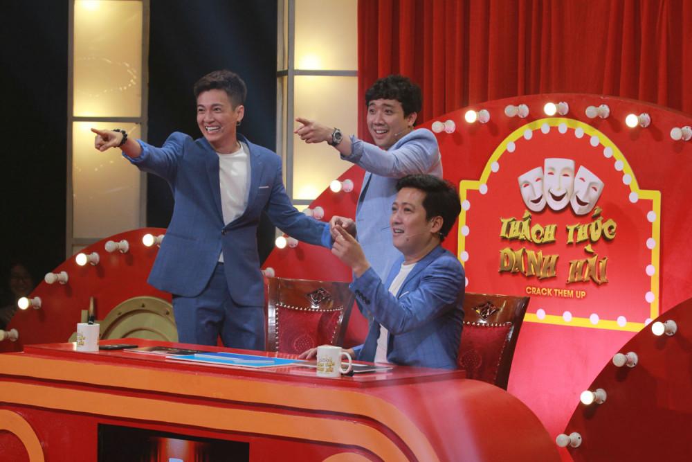 Thách thức danh hài đã trải qua 6 mùa sản xuất. Trong đó, Trấn Thành là giám khảo chính xuyên suốt nhiều năm.