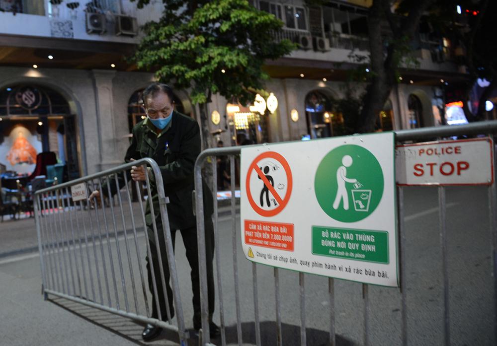 Hà Nội sẽ tạm dừng hoạt động lễ hội và các tuyến phố đi bộ.