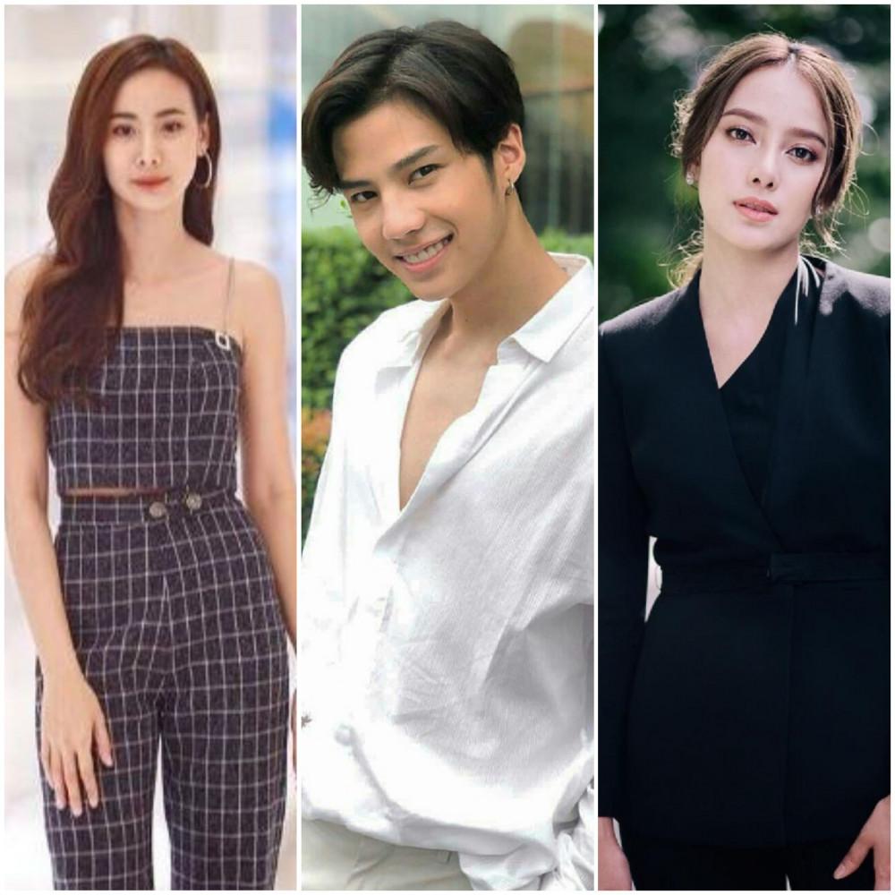 Ying Ying Sarucha, Bank Thiti và Preaw Tasaneeya dương tính SARS-CoV-2