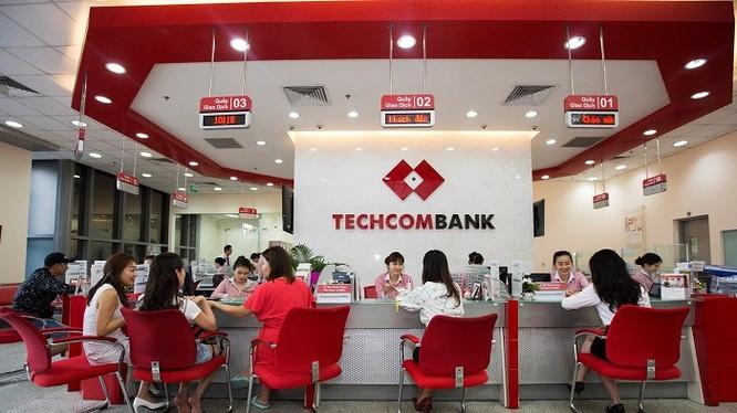 Ảnh: Techcombank