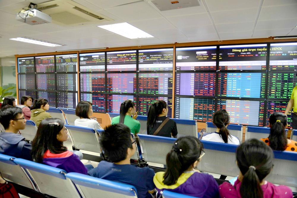 Thị trường chứng khoán Việt Nam tăng trưởng mạnh giúp giá trị tài sản của các tỷ phú tăng cao - Ảnh: D.Đ.Minh