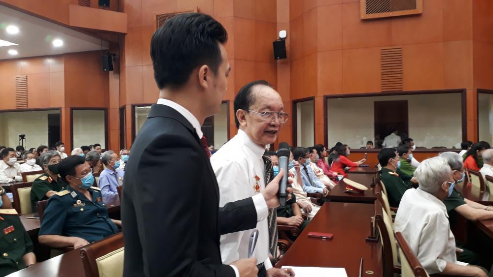 PGS. TS. BS Trần Đông A nói về niềm vinh dự khi được phục vụ đất nước