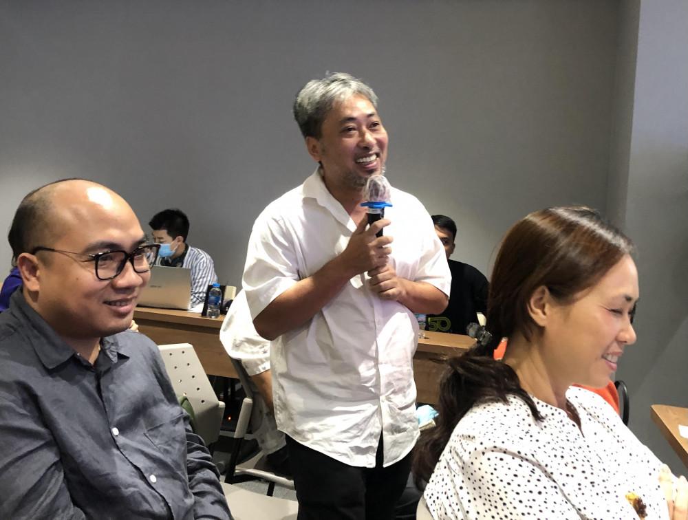 Tại hội thảo, đạo diễn NGuyễn Quang Dũng thẳng thắn đề nghị bỏ kiểm duyệt để giúp điện ảnh VN phát triển