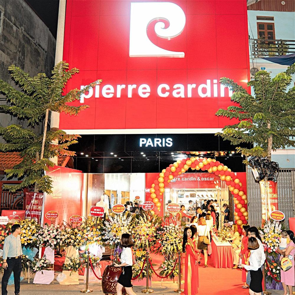 Ảnh: Pierre Cardin Shoes & Oscar Fashion