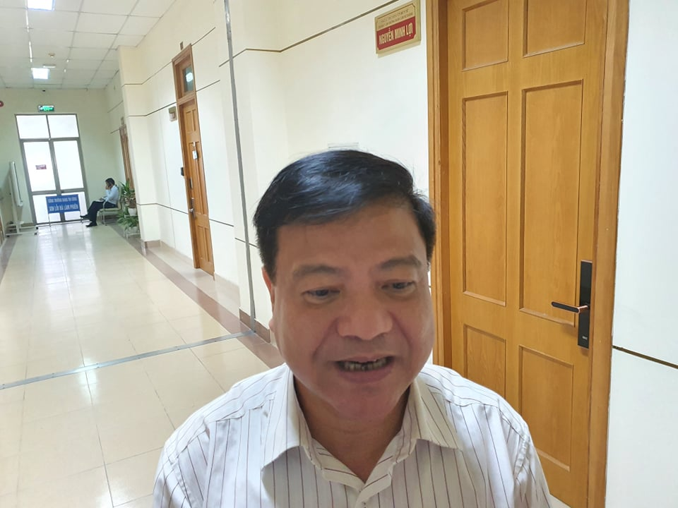 Ông Nguyễn Văn Kính khẳng định