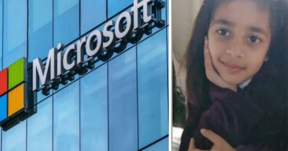 Arish Fatima, sống tại thành phố Karachi (Pakistan) trở thành người trẻ nhất trong lịch sử đạt chứng nhận chuyên môn MCP (Microsoft Certified Professional) khi mới 4 tuổi - Ảnh: