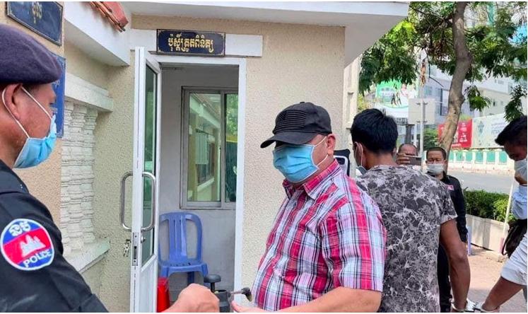theo đề xuất của Thủ tướng Hun Sen. Thiếu tướng Ung Chanthuok