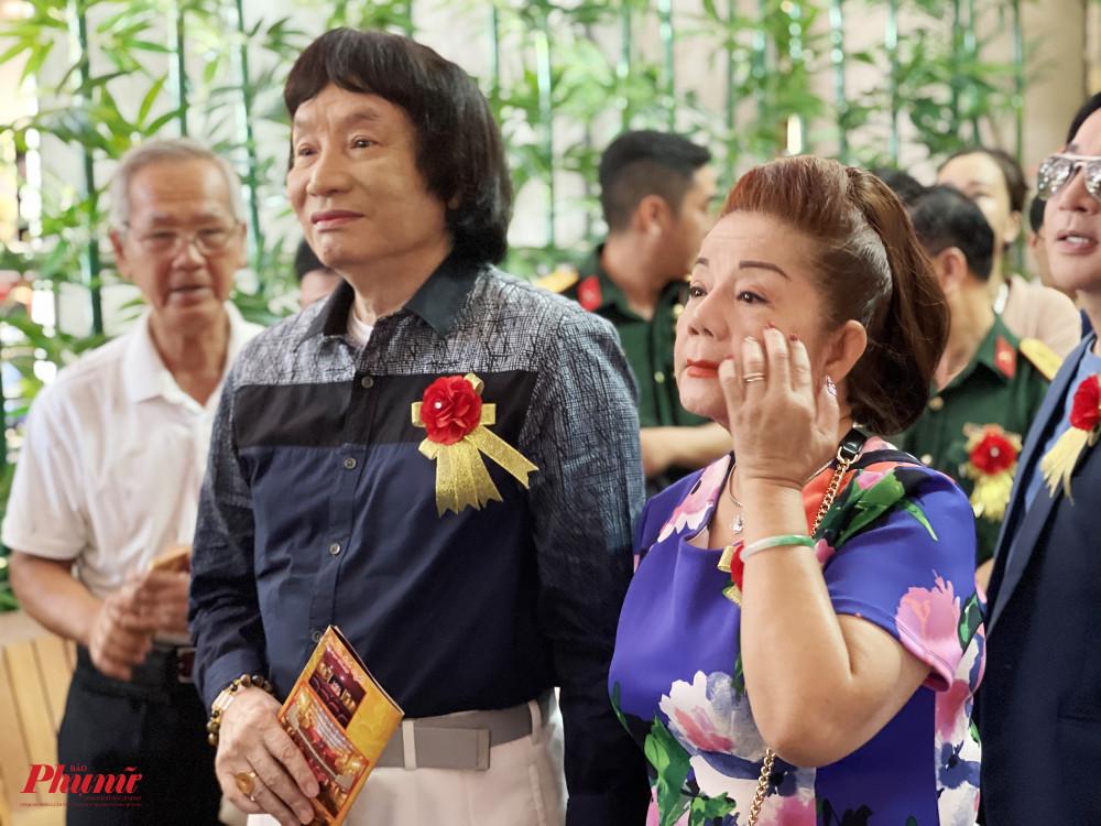 NSND Minh Vương nói những hình ảnh khiến ông nhớ về những ngày gian khổ trong quá khứ