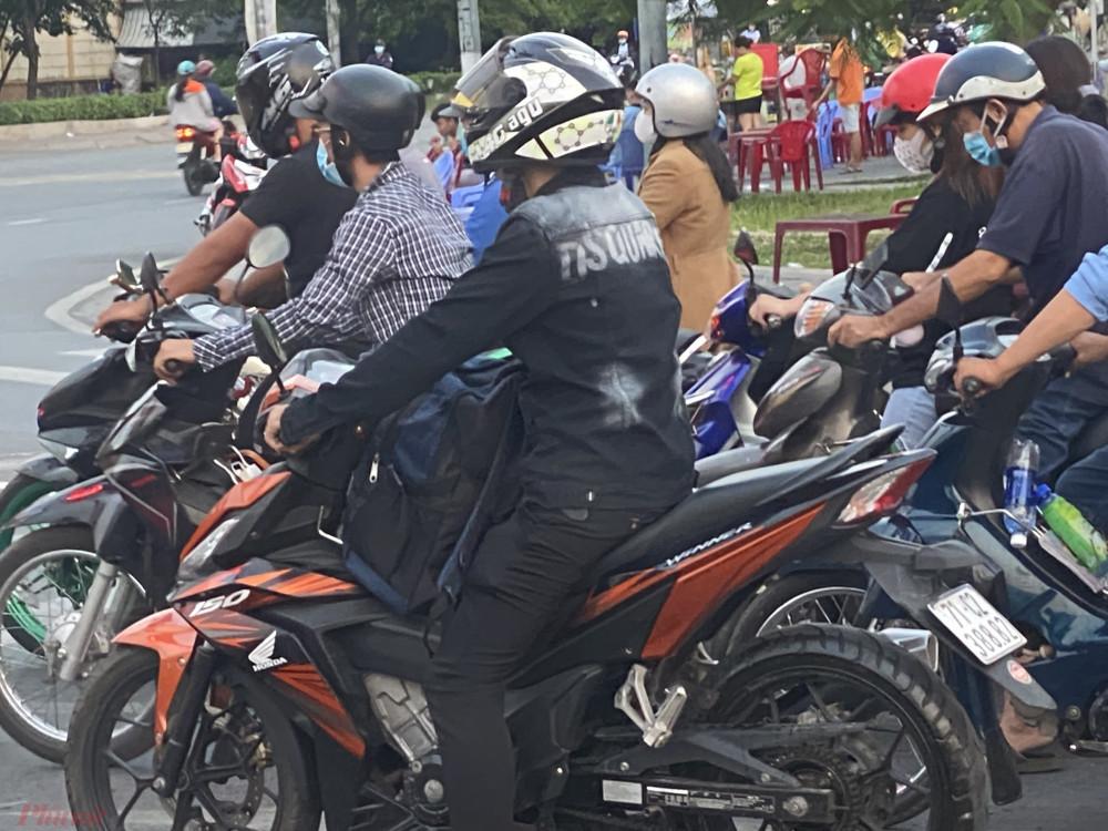 Khu vực đại  lộ Võ Văn Kiệt.