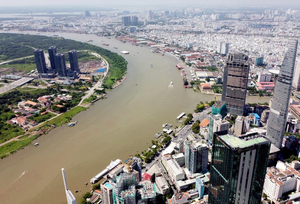 Dự án này đến nay đã cơ bản có diện mạo của một trung tâm kinh tế mới của TPHCM và là động lực phát triển chính của Thành phố Thủ Đức trong những năm tới.. Người dân kì vọng, trong tương lai không xa sẽ được nhìn thấy những công trình hiện đại, nâng cao đời sống nhân dân, xứng tầm thành phố lớn nhất nước dọc hai bên bờ sông Sài Gòn
