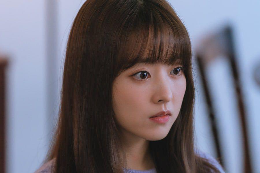Tạo hình của Park Bo Young trong vai diễn mới