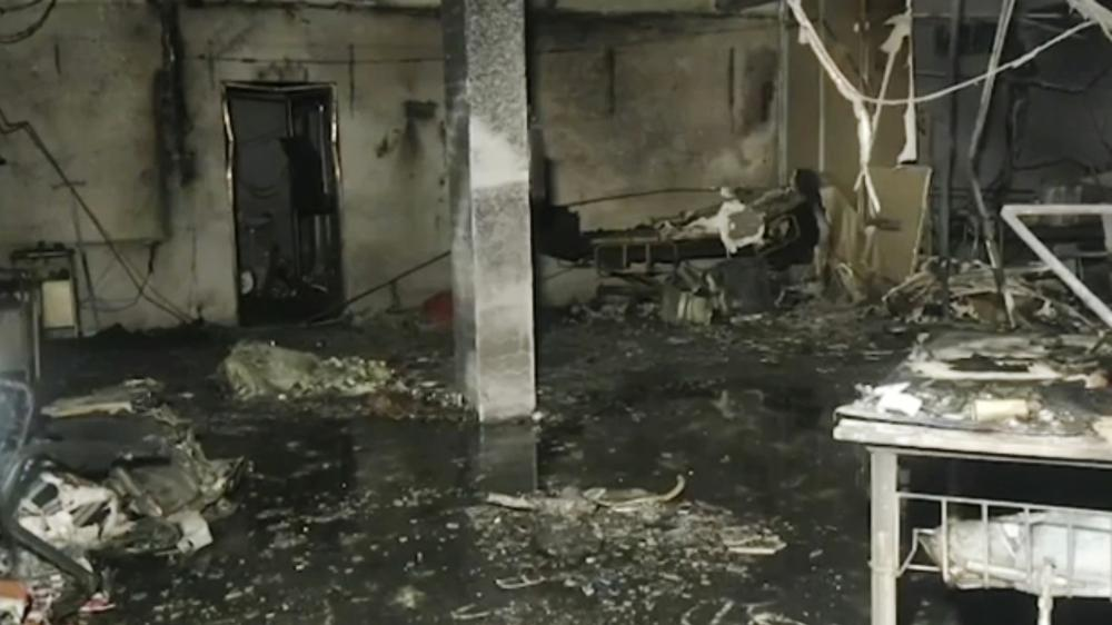 Vụ hỏa hoạn khiến ít nhất 18 người thiệt mạng