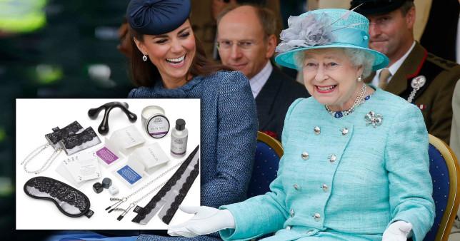 """Một công ty chuyên kinh doanh """"đồ chơi người lớn"""" ở Anh vừa được Nữ hoàng Elizabeth ban thưởng một trong những giải thưởng danh giá nhất nước Anh - Ảnh: Cavendish Press/Getty Images"""
