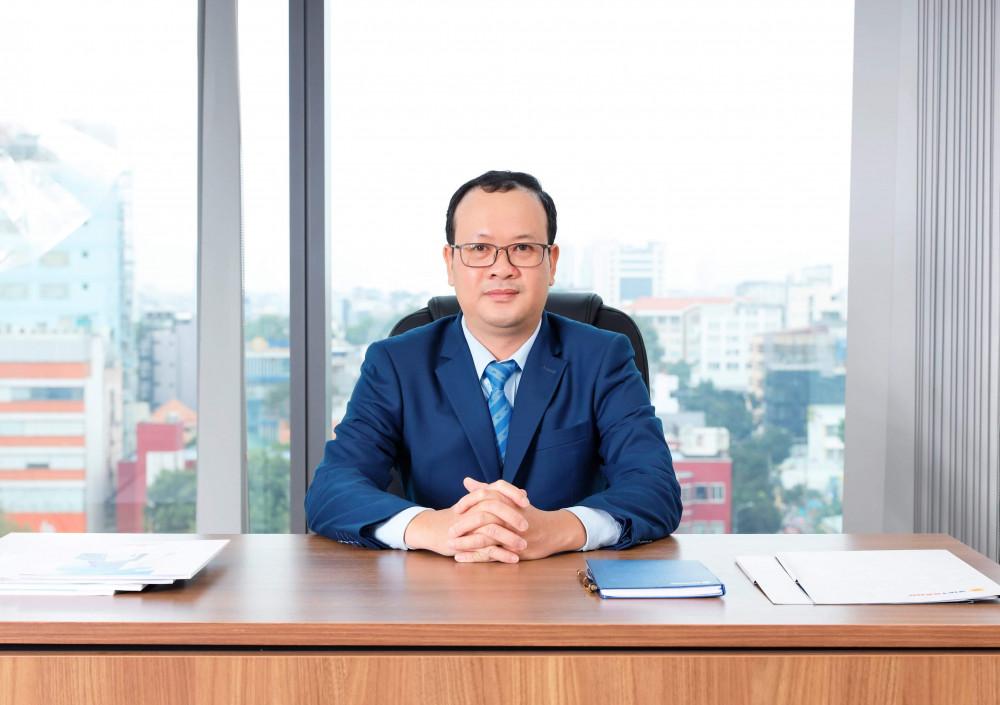 Ông Phạm Tấn Lộc - Ảnh: Vietbank