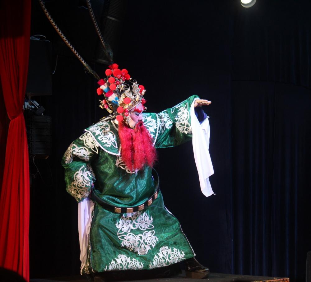 Ngô Tôn Quyền là một trong những vai diễn để đời của NSƯT Trường Sơn.