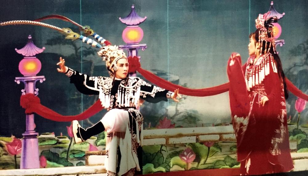 Lữ Bố - vai diễn áp lực của NSƯT Ngọc Dung những năm thập niên 1990