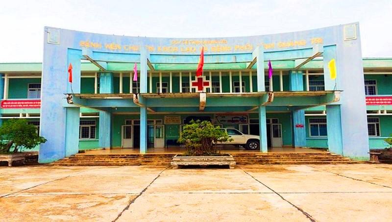 Bệnh viện Chuyên khoa Lao và Bệnh phổi tỉnh Quảng Trị, nơi điều trị cho bệnh nhân 2914