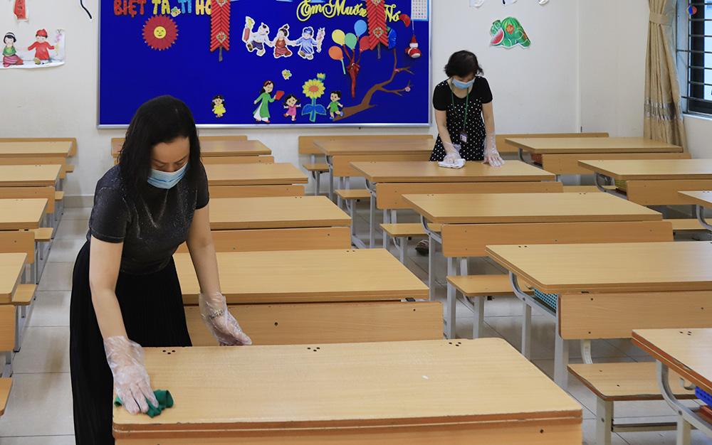 Học sinh các cấp tại Hà Nội sẽ nghỉ học từ ngày mai