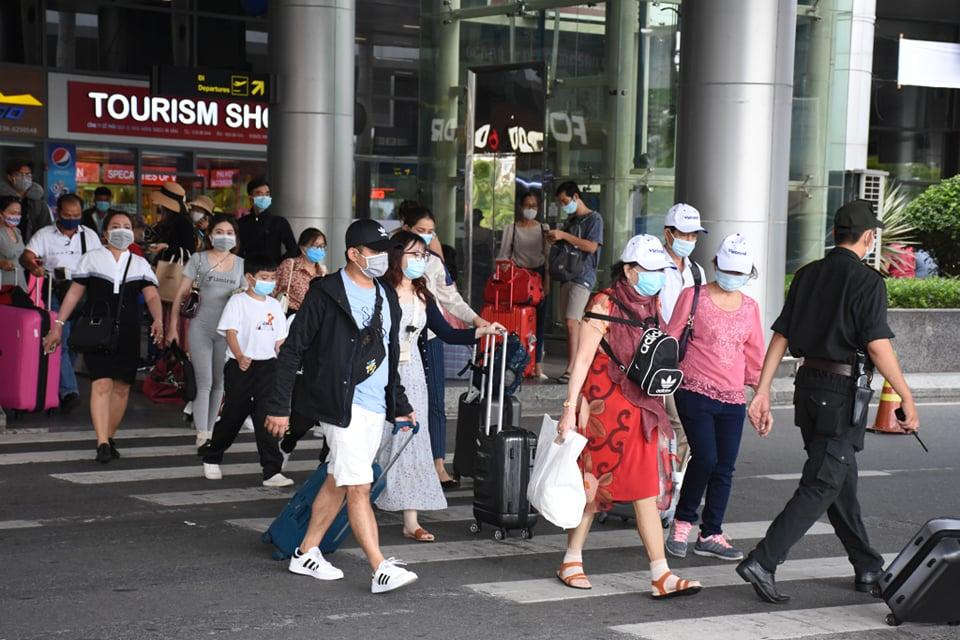 Đà Nẵng kiến nghị Chính phủ không tiếp nhận các chuyến bay đưa người nhập cảnh vào thành phố trong thời gian tới