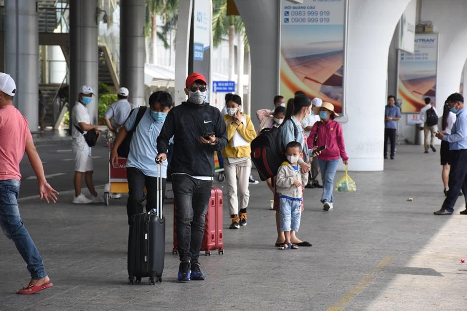 Chỉ tính riêng tháng 4/2021 đến nay, TP. Đà Nẵng đã tiếp nhận, cách ly y tế tập trung hơn 8.000 trường hợp nhập cảnh từ nước ngoài.