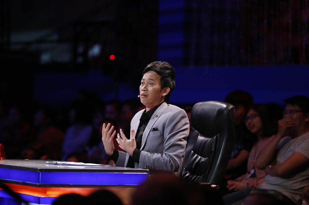 Nghệ sĩ Hoài Linh trở lại làm giám khảo gameshow sau nhiều năm vắng bóng