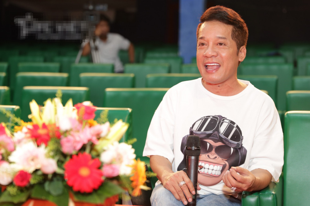 Nghệ sĩ Minh Nhí sẽ đồng hành cùng nghệ sĩ Hoài Linh trong vai trò giám khảo